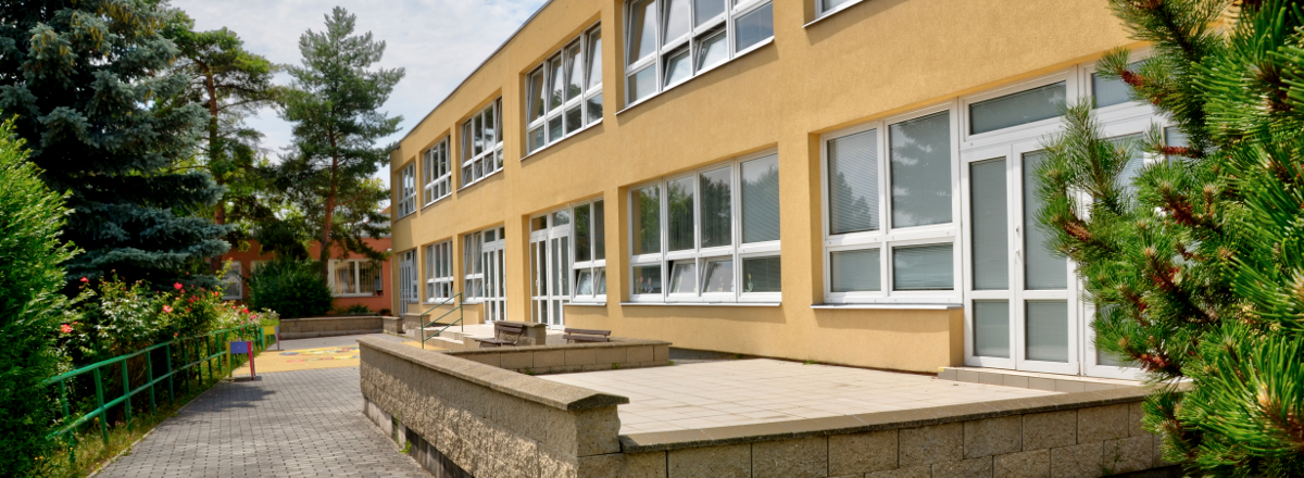 Mateřská škola v Praze 8