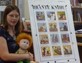Knihovna Krakov žlutá třída - březen 2019