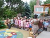 Rozloučení s předškoláky -červen 2019